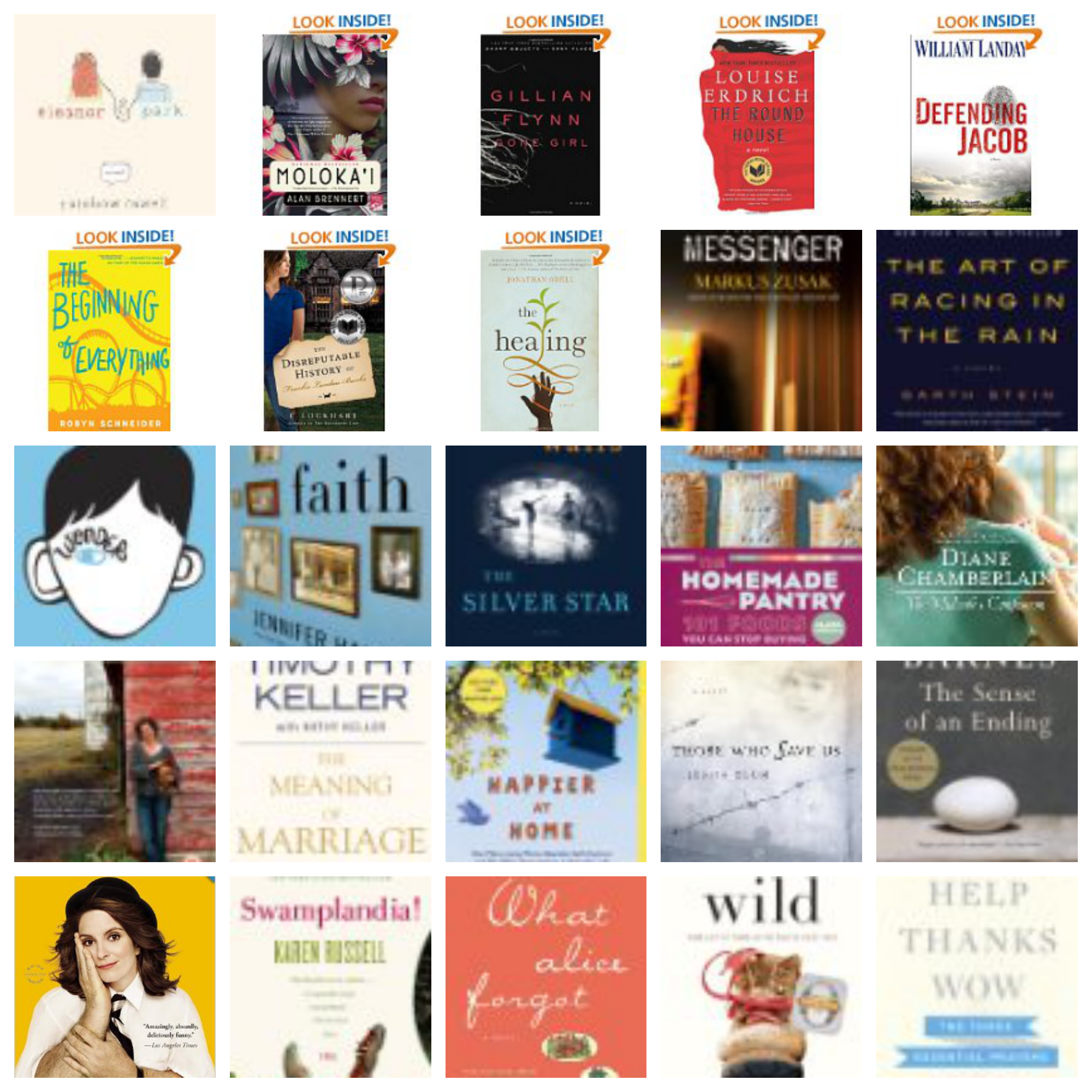 The Bookshelf: What I Read in 2013