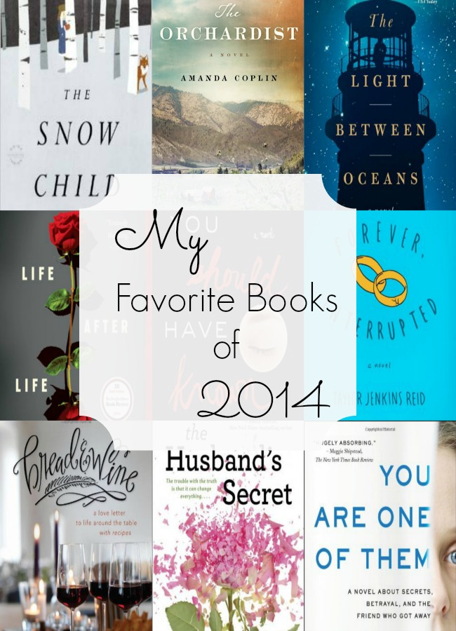 My picks for the 9 best books of 2014 - these are all books worth reading! Bonus: 7 great reads for moms to read with tweens and teens, perfect for a mother-daughter book club.