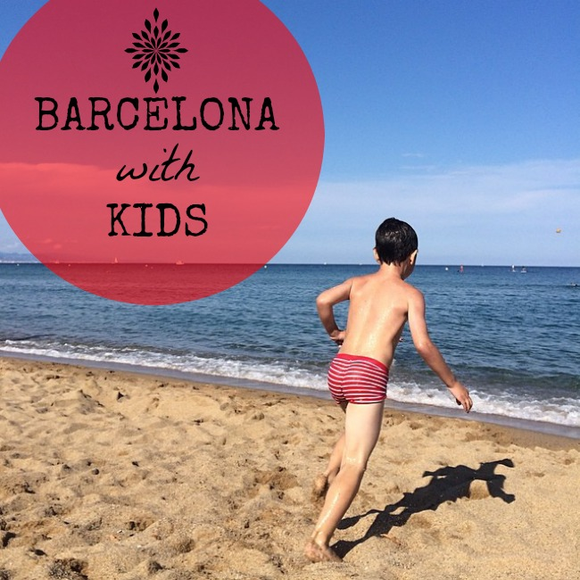 Barcelona, Spain: one of our very favorite family travel destinations in Europe! Great travel tips for visiting Barcelona with kids, including the perfect accommodations for families and the sweetest museum you can't miss!