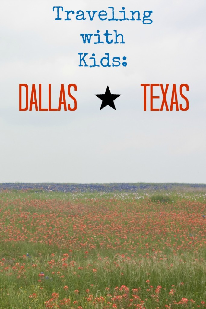 Traveling with kids: Dallas, Texas. The best things we did, saw and ate (including a sweet little road trip)! Travel | Family Travel | United States Travel