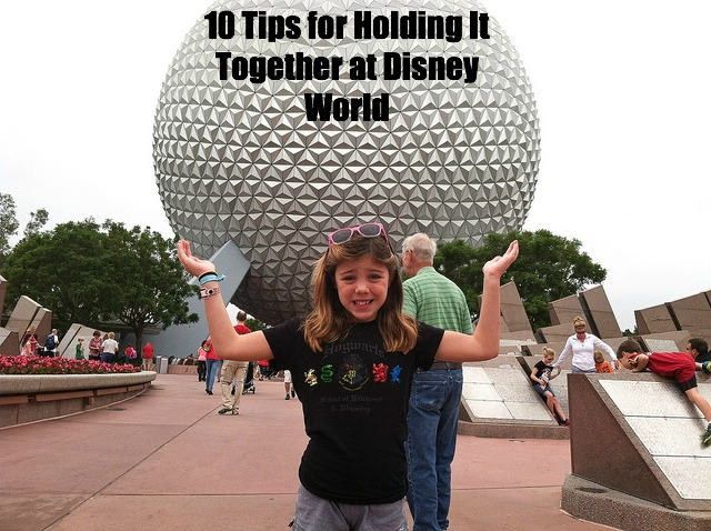 Planning a trip to Disney World? It may be the happiest place on earth, but that doesn't mean you won't need a few secrets stashed away for those inevitable stressful moments. You need these 10 tips and tricks for holding it together at Disney, including the one tip that seems counterintuitive but may save your trip! Travel | Family Travel