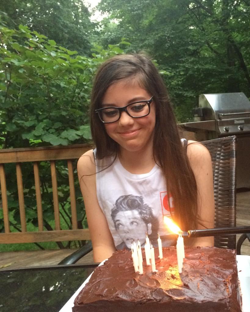 Elena Six is 13