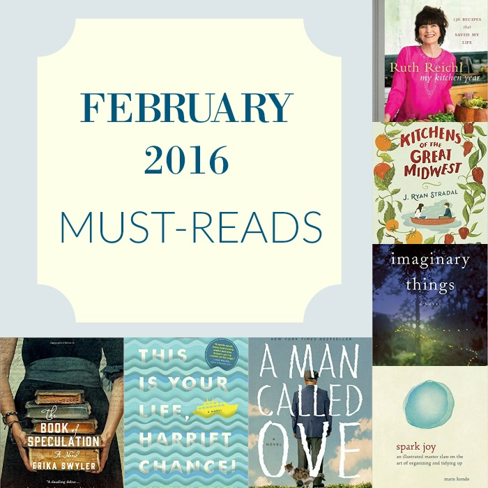 The best fiction and non-fiction books I read in February, including book club picks.