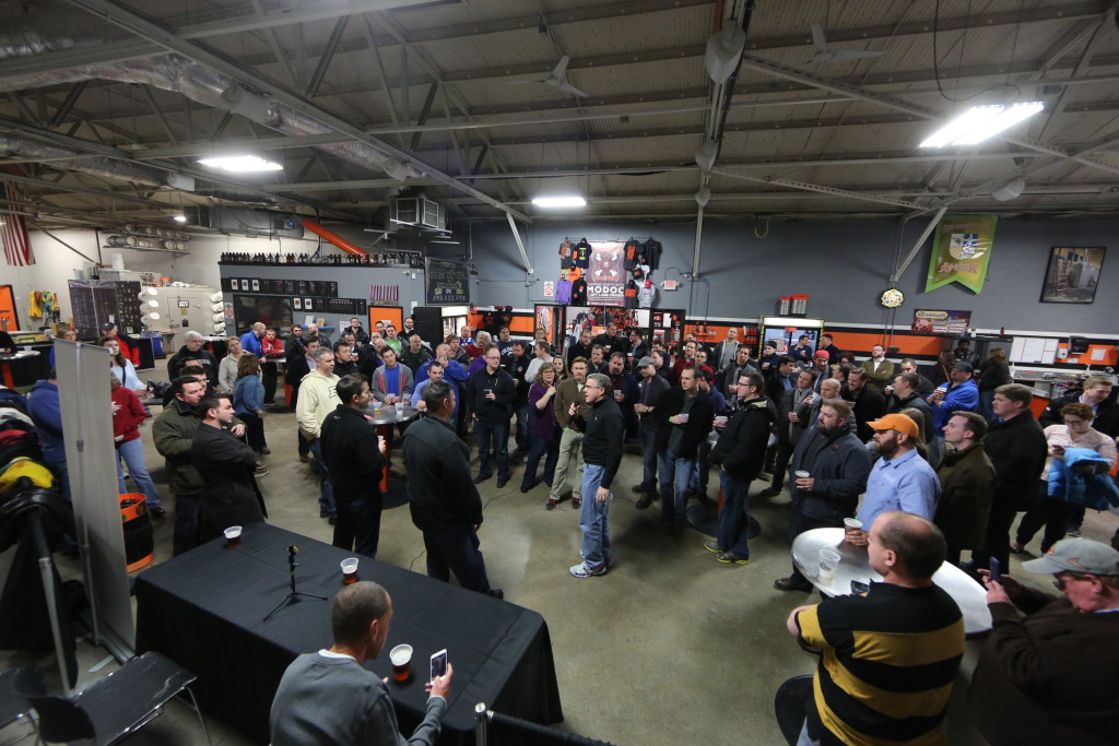 NFL Scouting Combine Tweetup 2015 with Peter King