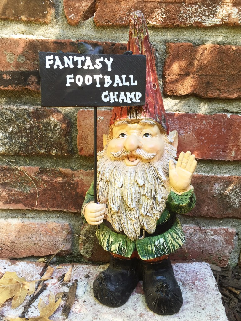 Fantasy Football Shiva Gnome