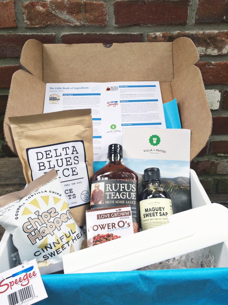 Mary's secret ingredients summer subscription box