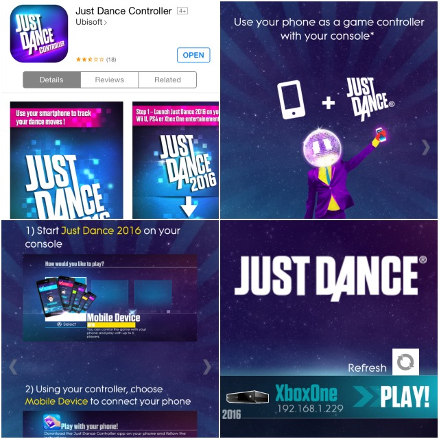 When It Comes To Just Dance 2016 We Have No Control