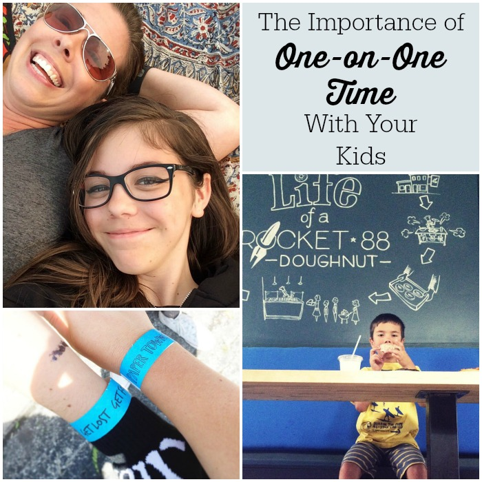 The days are long but the years are short: a simple reminder to make one-on-one time a parenting priority, with simple ideas to spend quality time with your kids.