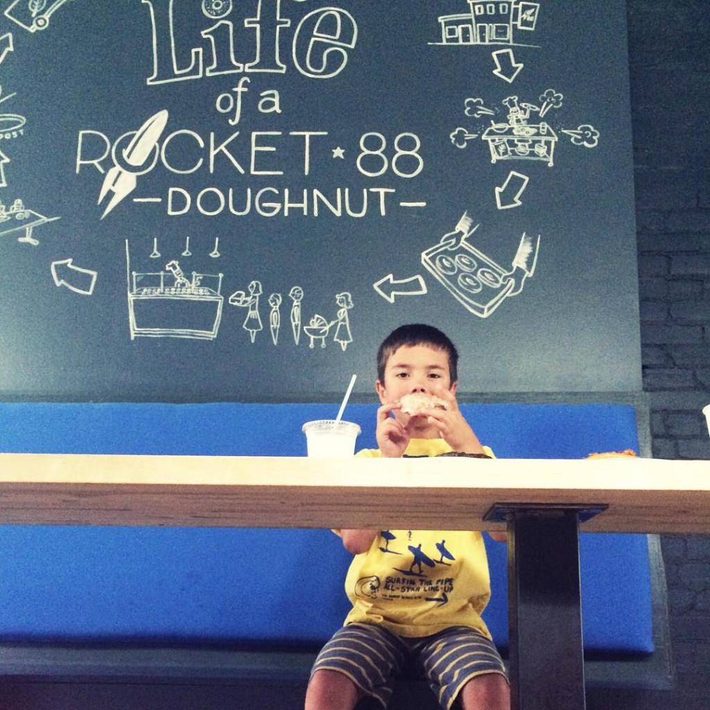Rocket 88 Doughnuts