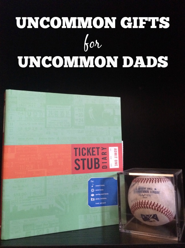 Looking for unique gift ideas for Father's Day? Do you struggle to find gifts for the men in your life? Hundreds of uncommon and handmade gifts for dads, grads, husbands and grandfathers are just a click away at Uncommon Goods.