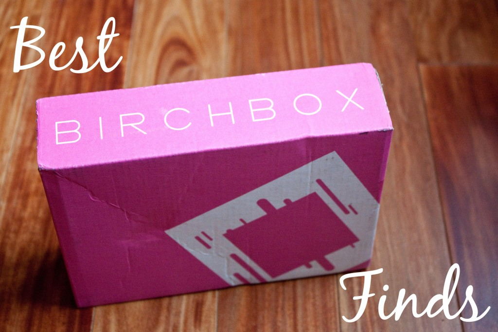 Best Birchbox products