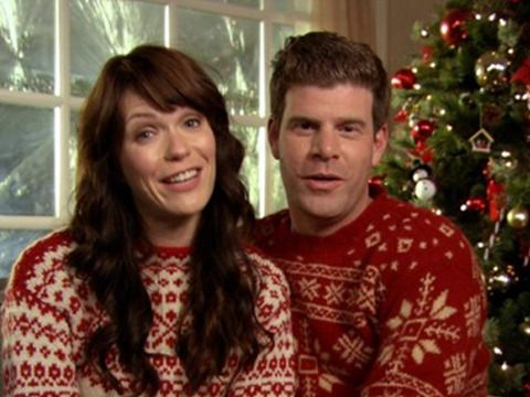 kevin and jenny's holiday message the league