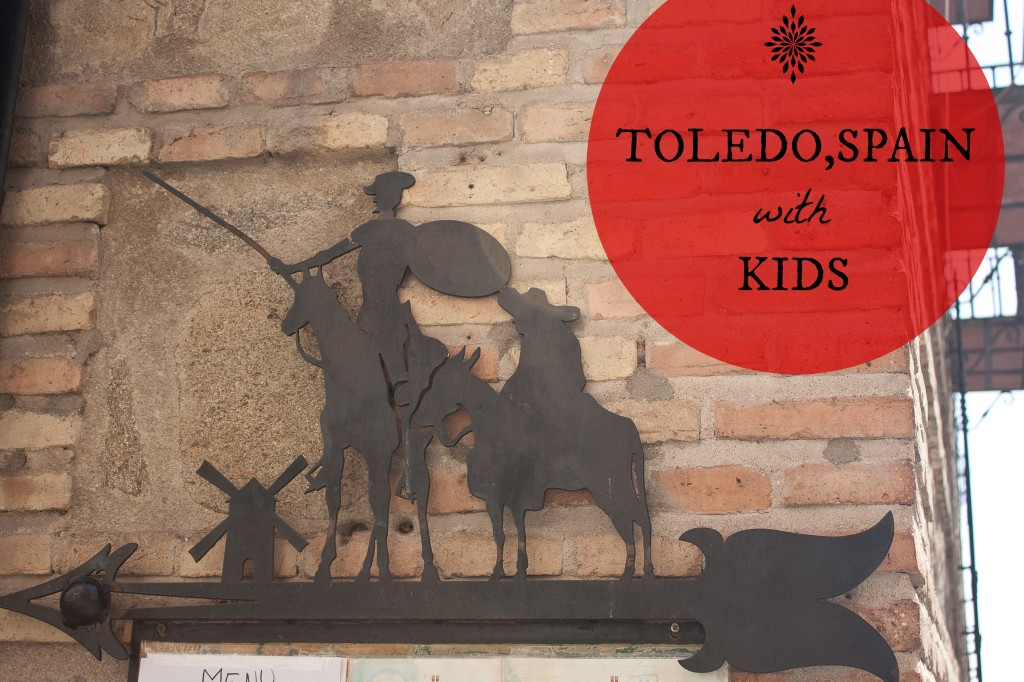 family travel toledo spain